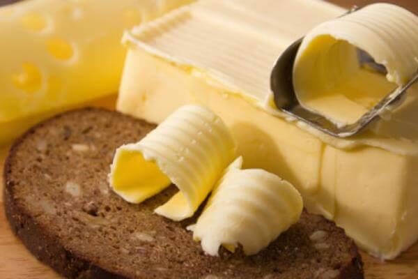 Diferencia entre margarina y mantequilla