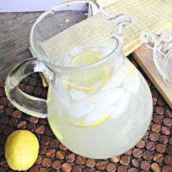 Instrucciones para hacer limonada natural