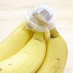 Cómo evitar que los plátanos se pongan negros