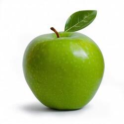 calorías manzana verde