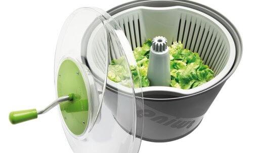 secar lechuga para conservar