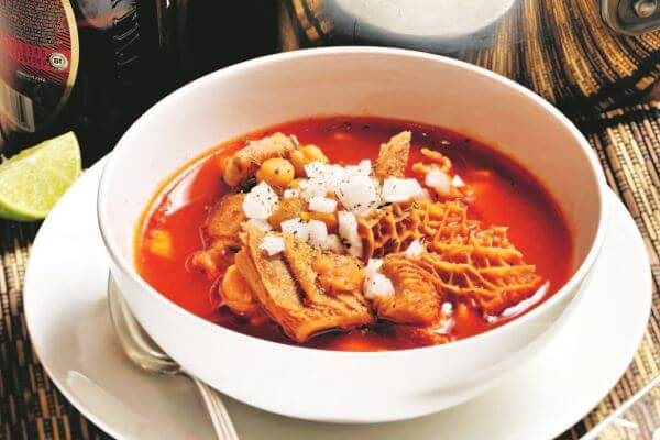 Receta Menudo estilo Jalisco