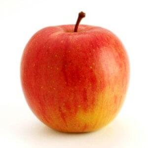 manzana fuji calorias