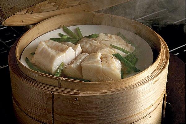cómo funciona la vaporera de bambú