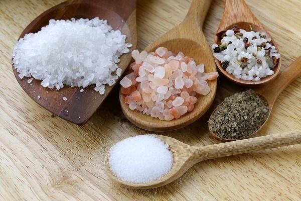 cómo se obtiene la sal