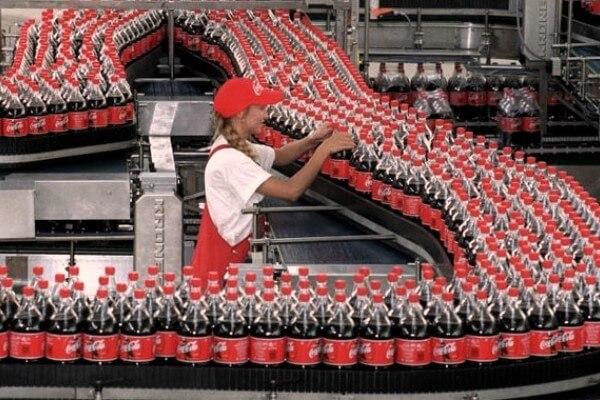 cómo se fabrica la coca-cola