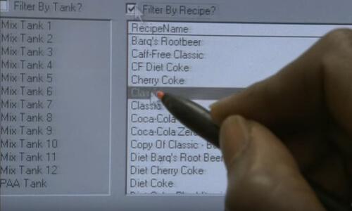 Proceso de producción de la Coca-Cola