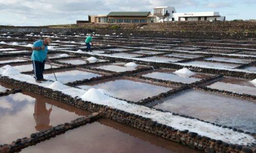 sal marina comun de mesa