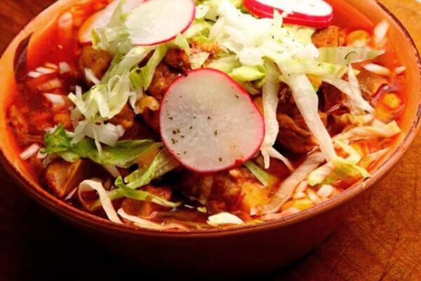 receta Pozole estilo Jalisco