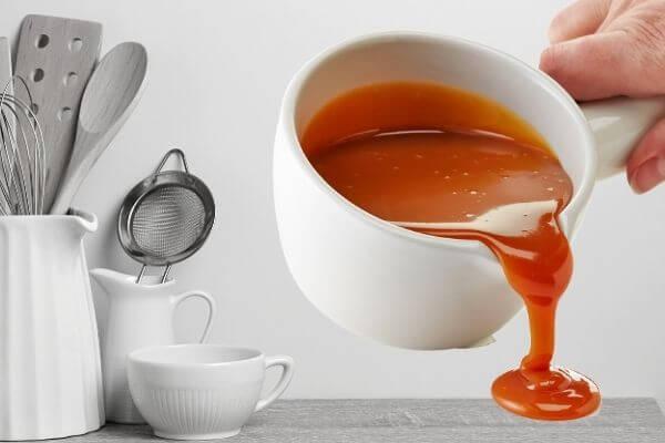 Cómo hacer caramelo líquido