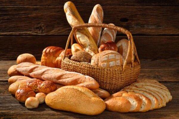 Origen del pan