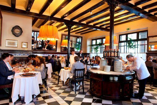 origen e historia de los restaurantes