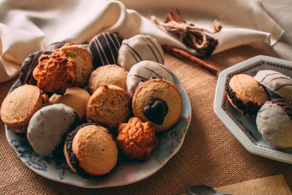 historia de las galletas