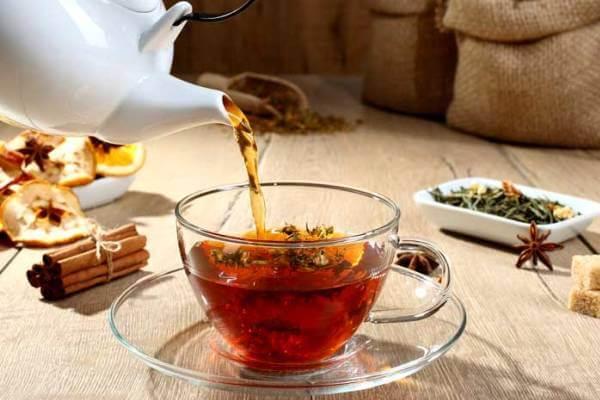 cuál es el origen del té